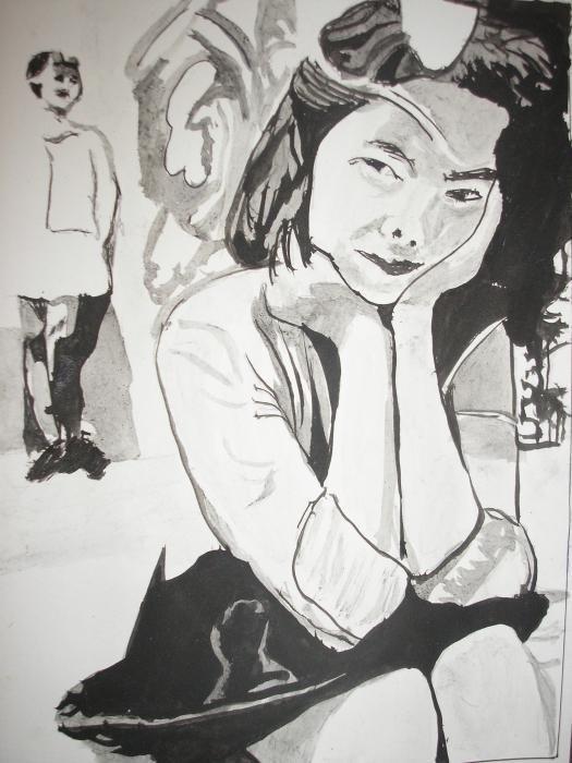 Björk by Coffee58